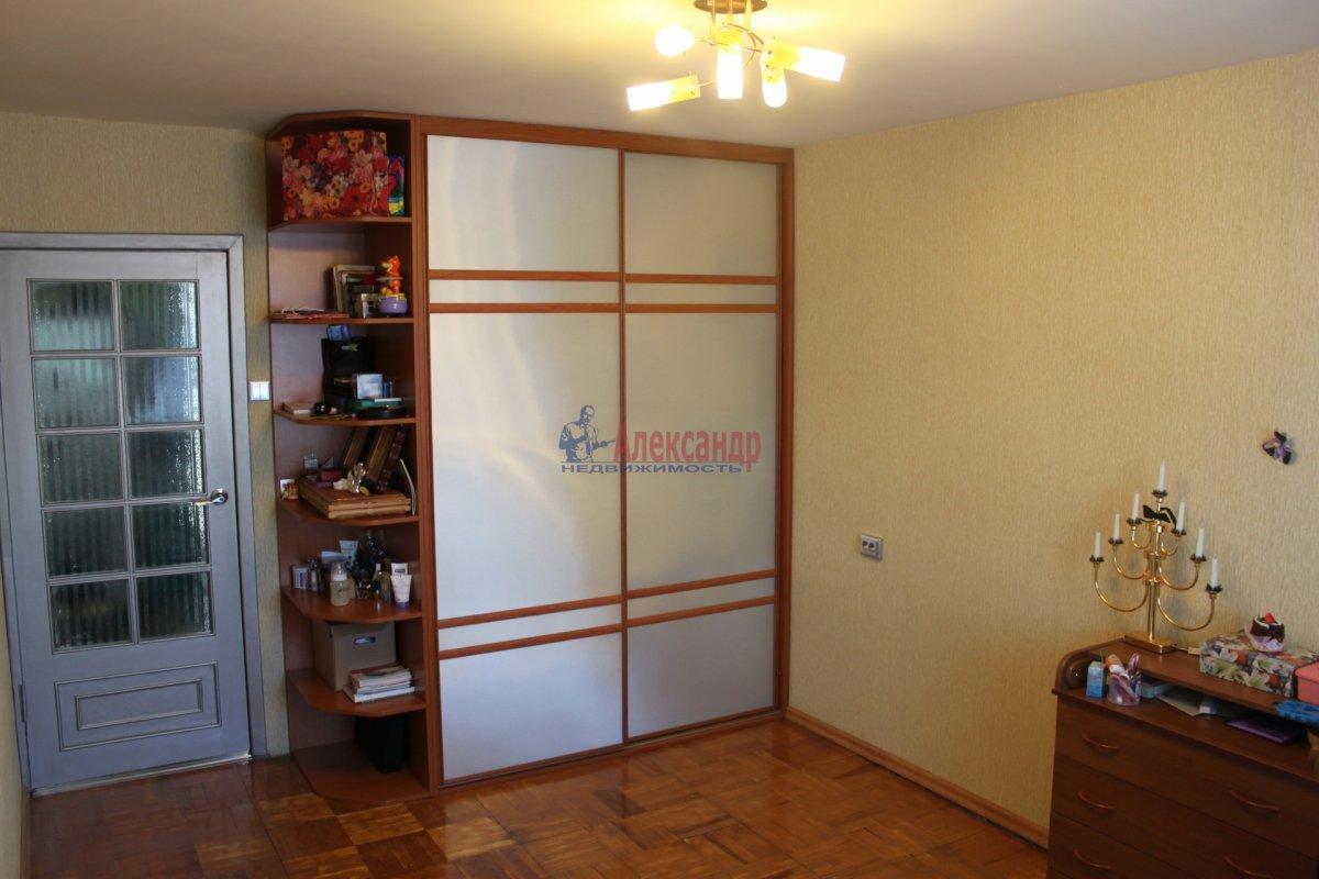 1-комнатная квартира (35м2) в аренду по адресу Альпийский пер., 13— фото 2 из 5