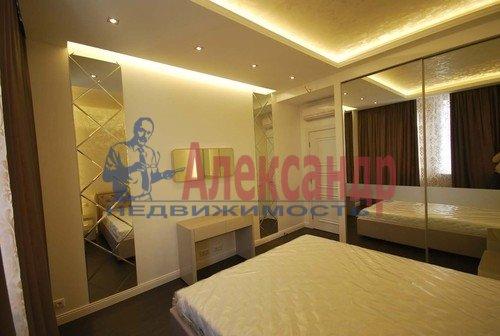 3-комнатная квартира (98м2) в аренду по адресу Воскресенская наб., 4— фото 13 из 23