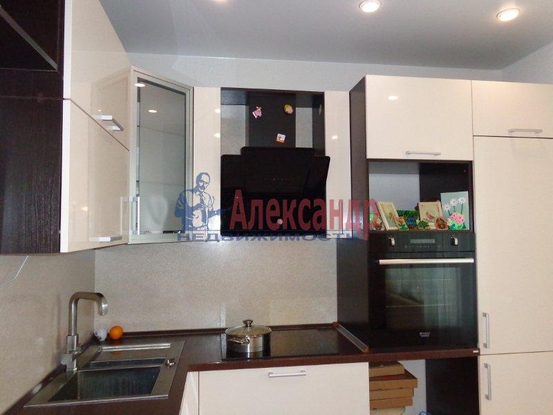 1-комнатная квартира (37м2) в аренду по адресу Коллонтай ул., 5— фото 1 из 6