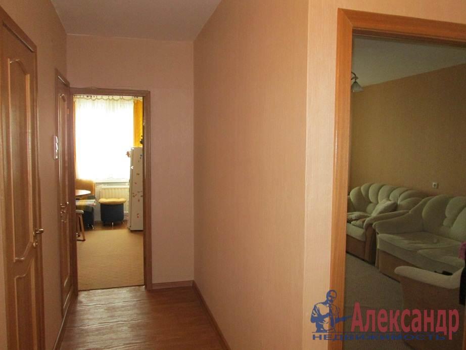 1-комнатная квартира (42м2) в аренду по адресу Лени Голикова ул., 47— фото 1 из 6