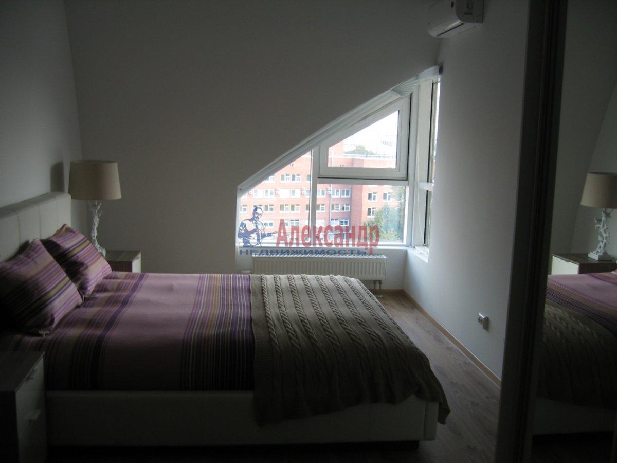 4-комнатная квартира (134м2) в аренду по адресу Детская ул., 18— фото 13 из 14
