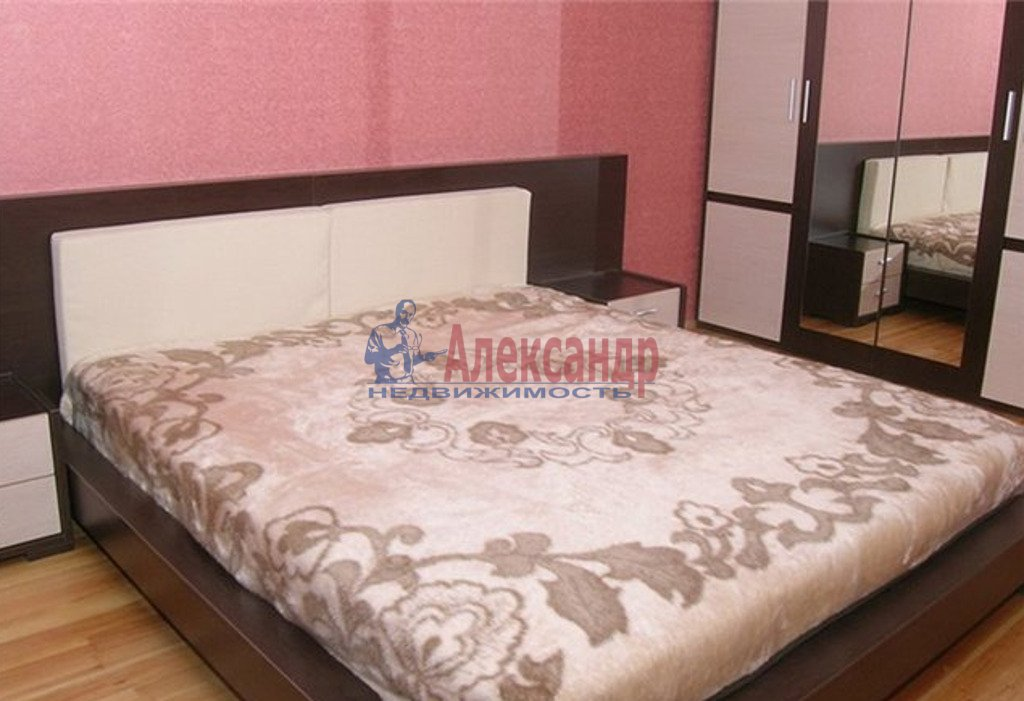 2-комнатная квартира (64м2) в аренду по адресу Ленинский пр., 78— фото 4 из 4