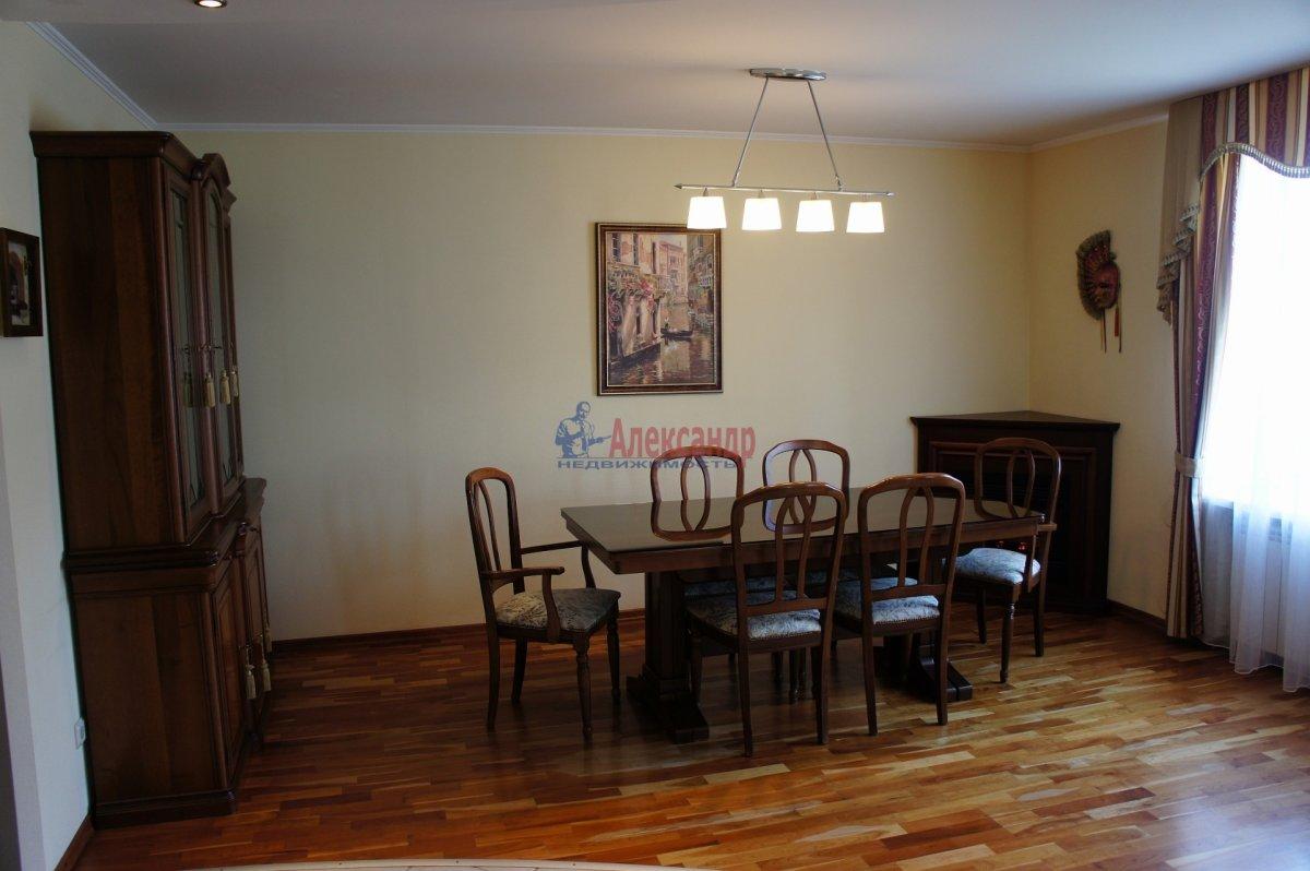 5-комнатная квартира (202м2) в аренду по адресу Дачный пр., 24— фото 5 из 25