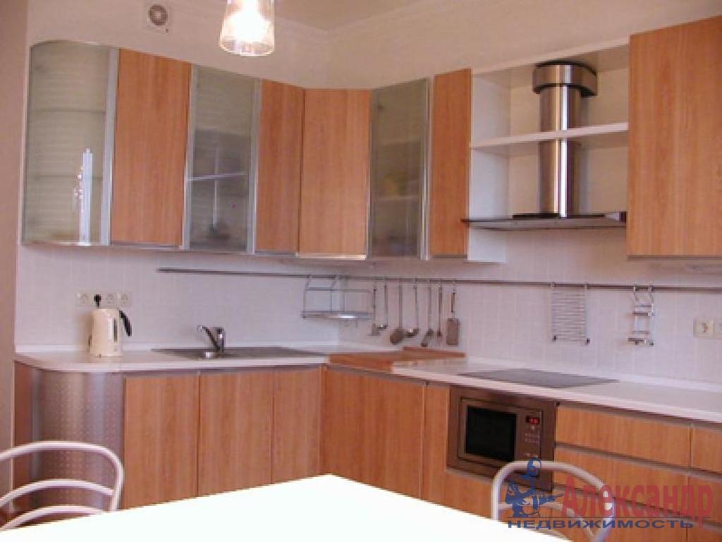 1-комнатная квартира (47м2) в аренду по адресу Белорусская ул., 4— фото 2 из 3