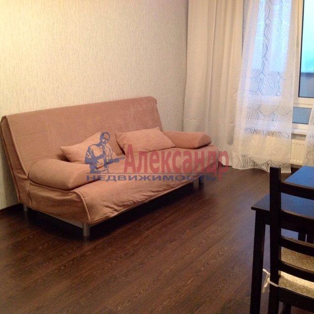2-комнатная квартира (55м2) в аренду по адресу Шаумяна пр., 33— фото 1 из 1
