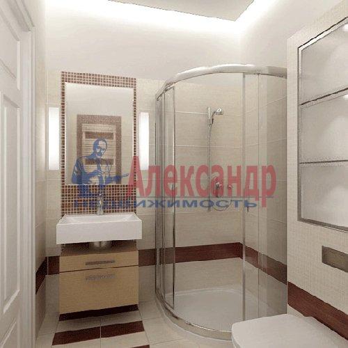 3-комнатная квартира (96м2) в аренду по адресу Кузнецовская ул., 18— фото 3 из 3