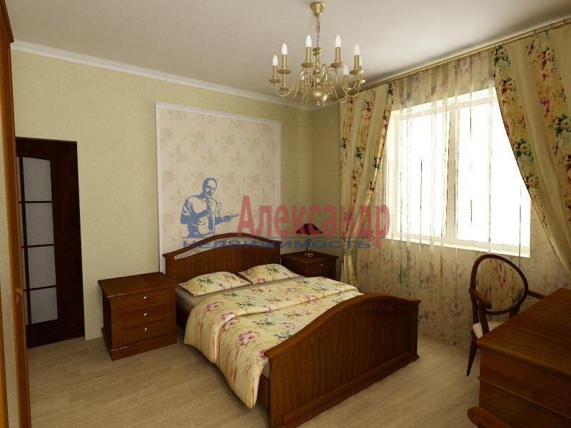 3-комнатная квартира (85м2) в аренду по адресу Просвещения пр., 99— фото 3 из 3