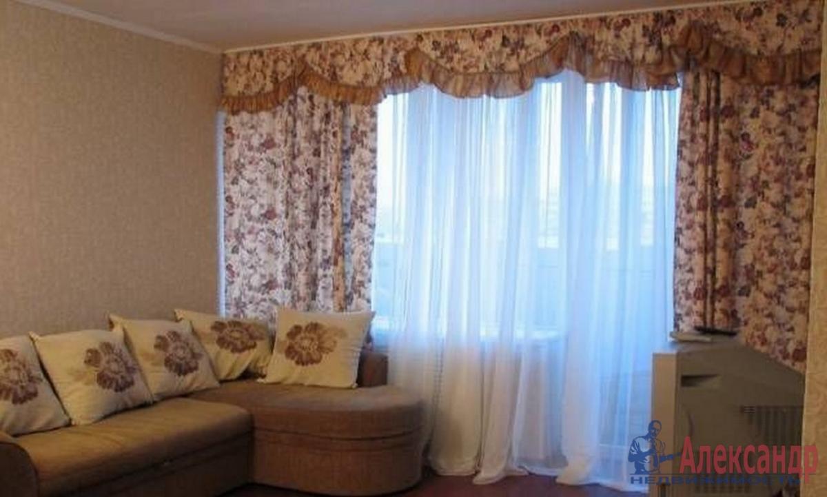 2-комнатная квартира (43м2) в аренду по адресу Маршала Захарова ул., 17— фото 1 из 3
