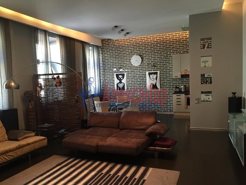 2-комнатная квартира (115м2) в аренду по адресу Большая Московская ул., 5— фото 8 из 19