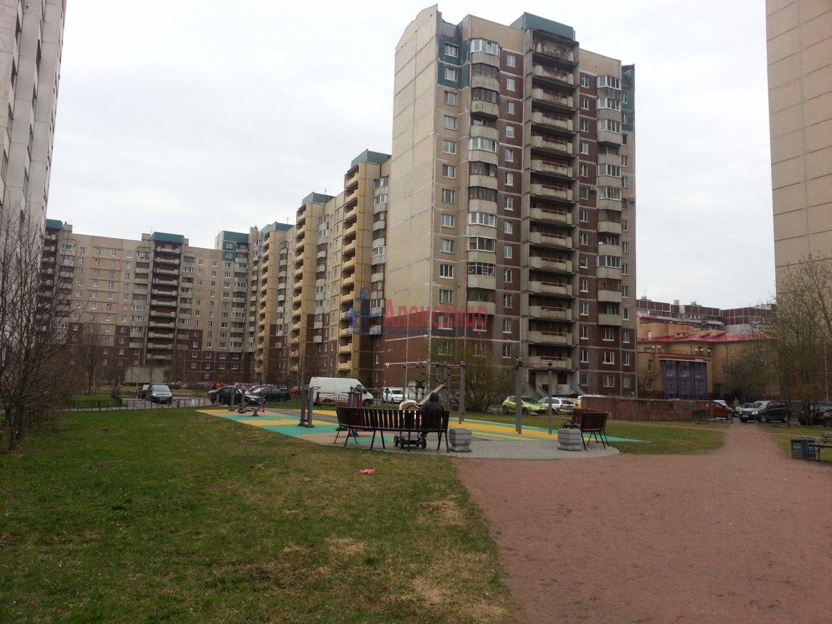 1-комнатная квартира (41м2) в аренду по адресу Авиаконструкторов пр., 34— фото 24 из 24