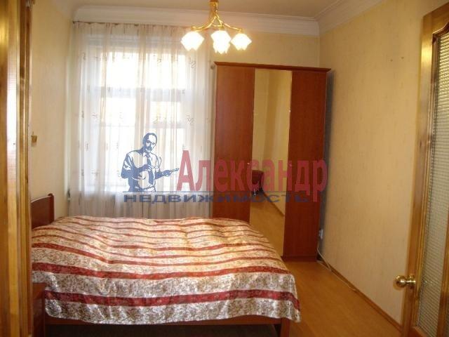 2-комнатная квартира (56м2) в аренду по адресу Гжатская ул., 5— фото 1 из 5