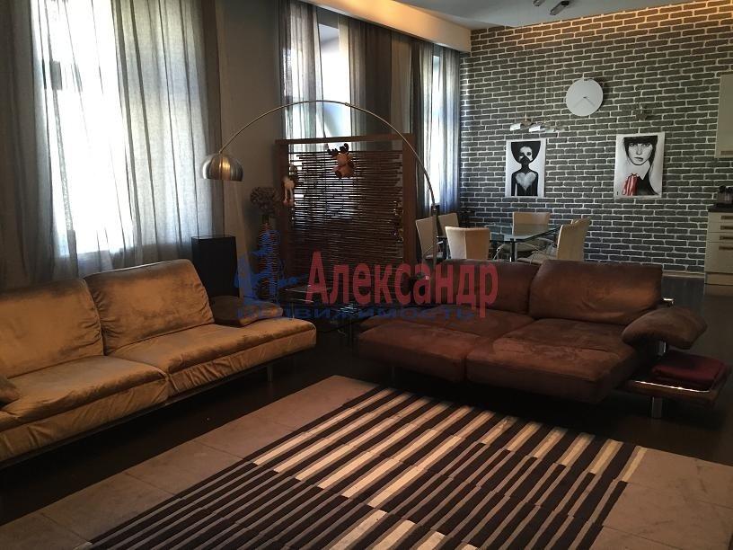 2-комнатная квартира (115м2) в аренду по адресу Большая Московская ул., 5— фото 9 из 19