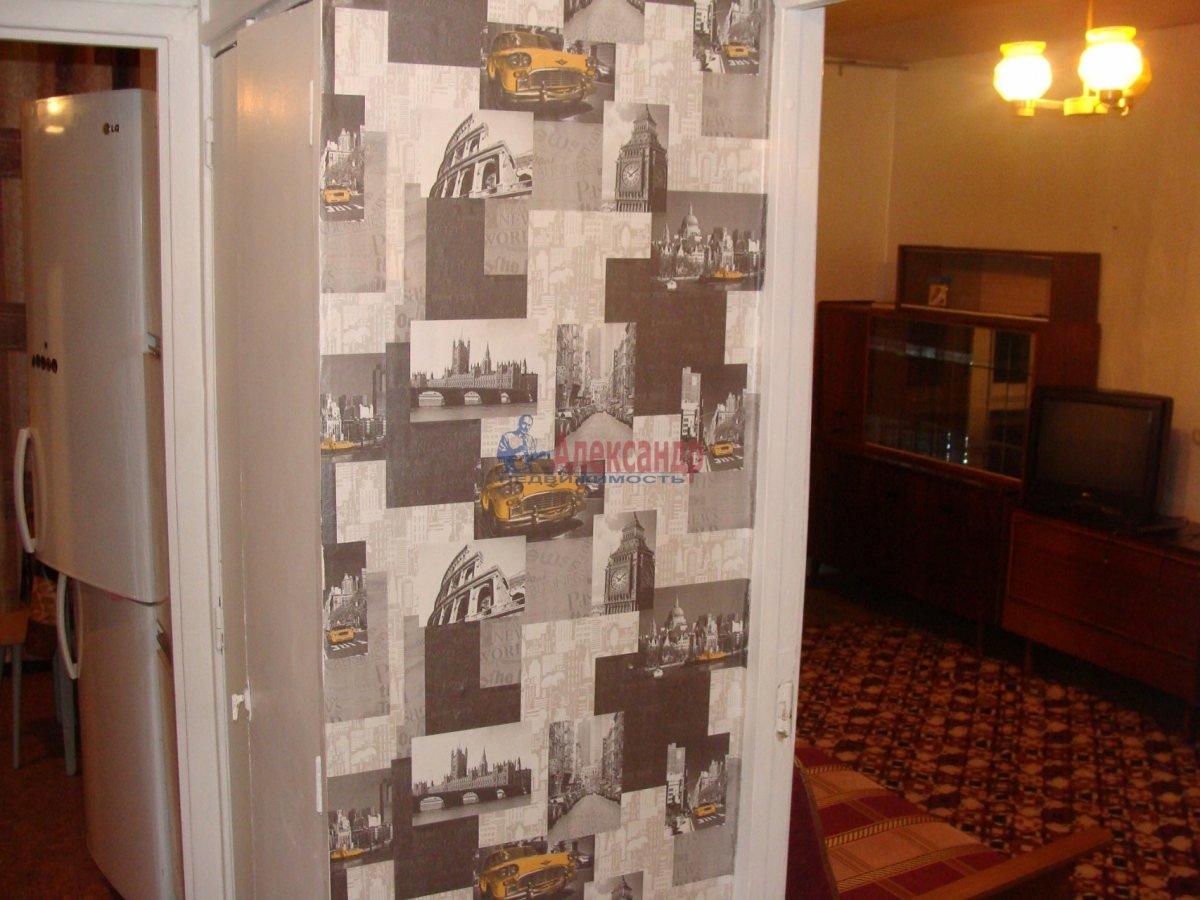 1-комнатная квартира (35м2) в аренду по адресу Меншиковский пр., 5— фото 5 из 6