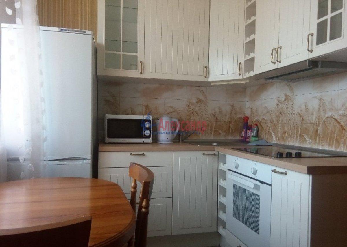 1-комнатная квартира (40м2) в аренду по адресу Михаила Дудина ул., 10— фото 1 из 4