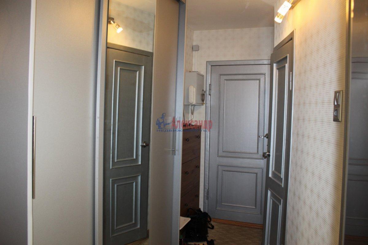 1-комнатная квартира (35м2) в аренду по адресу Альпийский пер., 13— фото 4 из 5