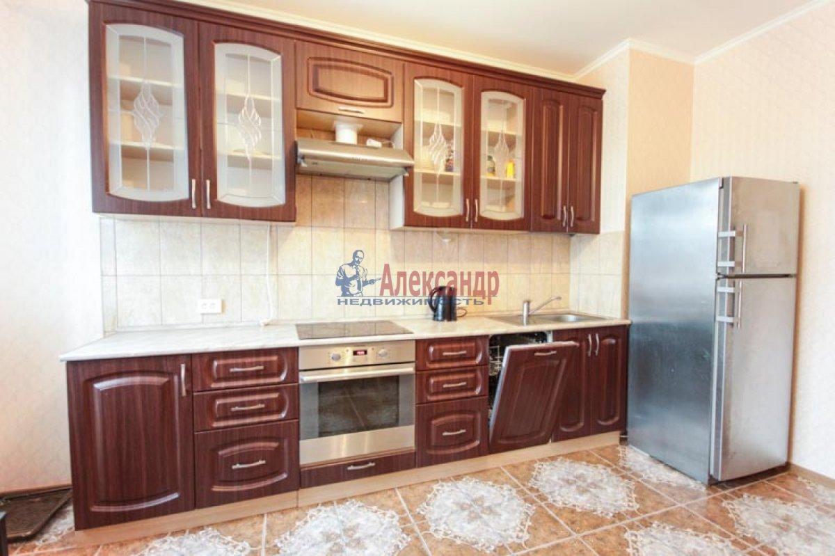 3-комнатная квартира (100м2) в аренду по адресу Ветеранов пр., 52— фото 6 из 11