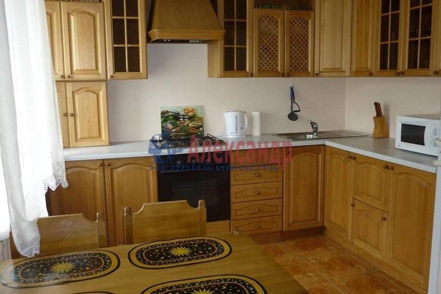 1-комнатная квартира (36м2) в аренду по адресу Светлановский просп., 63— фото 1 из 3
