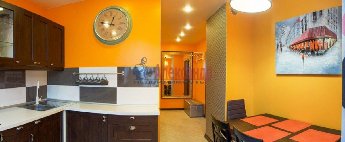 1-комнатная квартира (53м2) в аренду по адресу Коломяжский пр., 20— фото 5 из 7