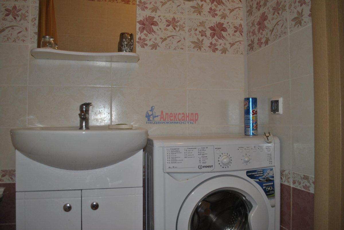 1-комнатная квартира (44м2) в аренду по адресу Лыжный пер., 4— фото 13 из 19