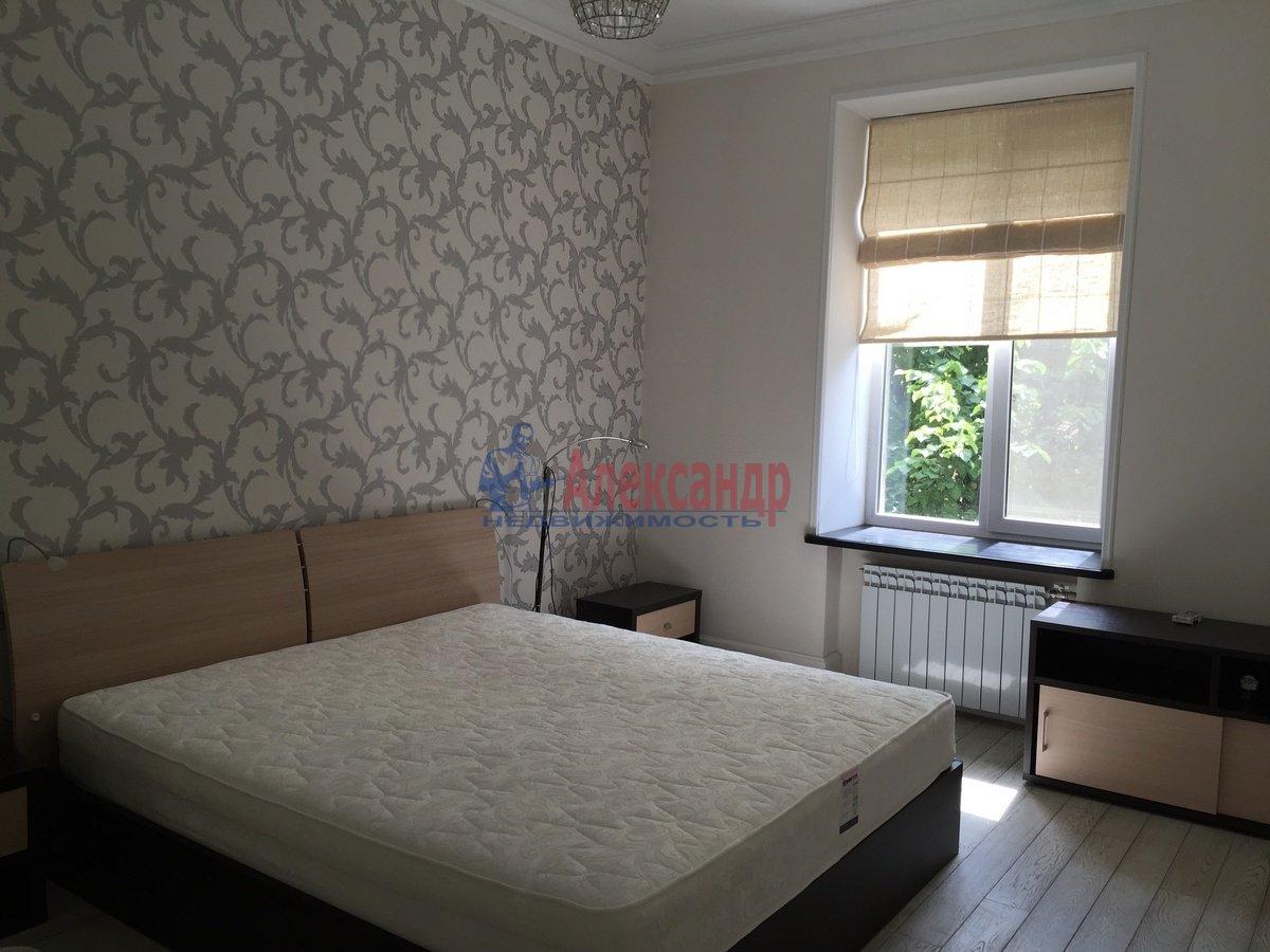 3-комнатная квартира (73м2) в аренду по адресу Большая Монетная ул., 25— фото 2 из 14