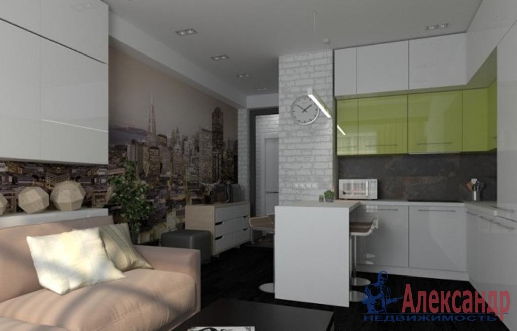 Студия (47м2) в аренду — фото 1 из 2