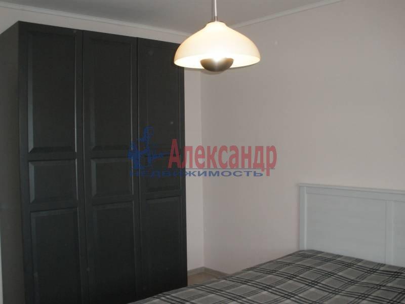 2-комнатная квартира (70м2) в аренду по адресу Морская наб., 37— фото 4 из 8