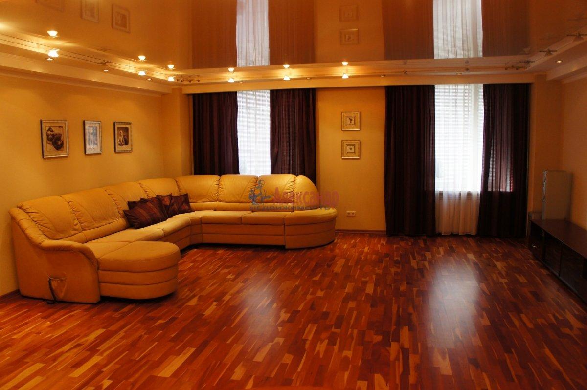 5-комнатная квартира (202м2) в аренду по адресу Дачный пр., 24— фото 6 из 25