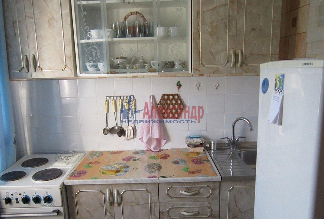 3-комнатная квартира (49м2) в аренду по адресу Авиаконструкторов пр., 18— фото 4 из 5