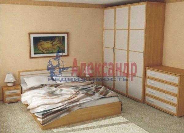 2-комнатная квартира (61м2) в аренду по адресу Коломяжский пр., 20— фото 4 из 4