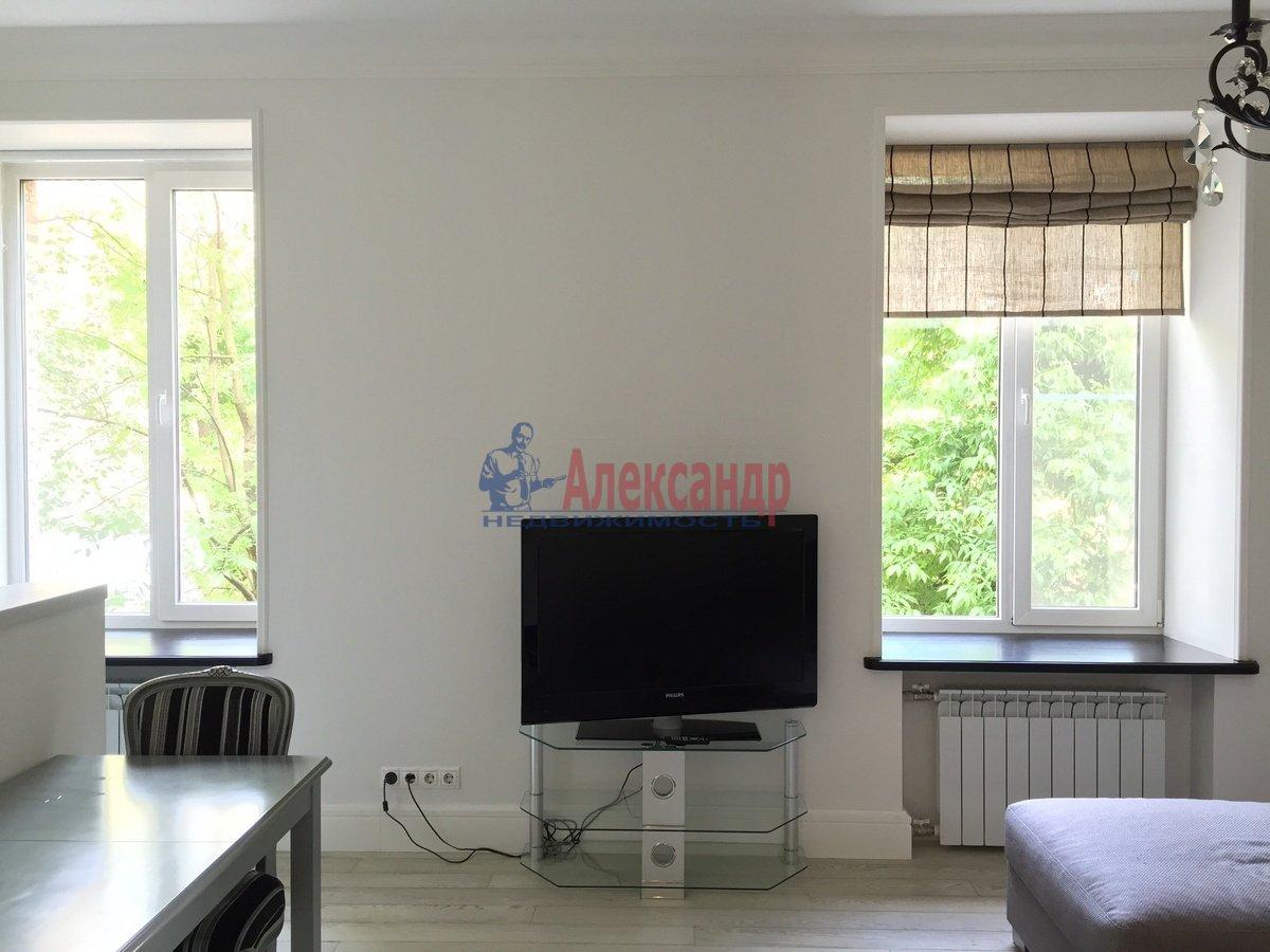 3-комнатная квартира (73м2) в аренду по адресу Большая Монетная ул., 25— фото 3 из 14