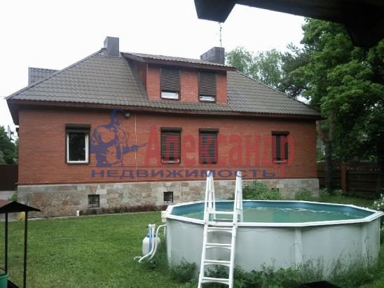 Дом (200м2) в аренду — фото 1 из 7