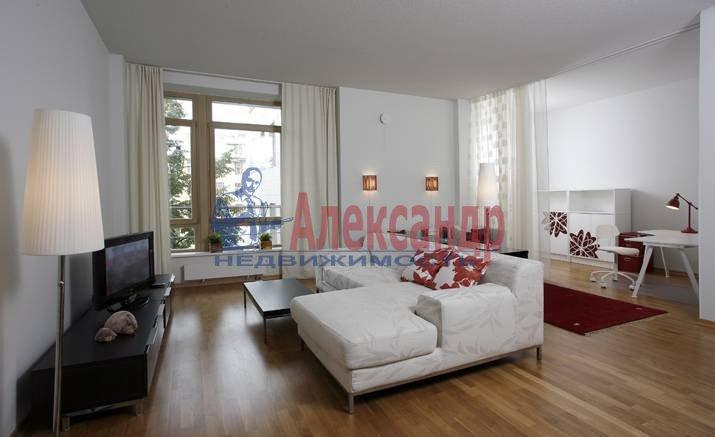 3-комнатная квартира (96м2) в аренду по адресу Кузнецовская ул., 18— фото 2 из 3