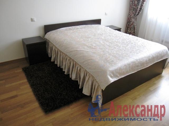 2-комнатная квартира (57м2) в аренду по адресу Брюсовская ул., 11— фото 2 из 3