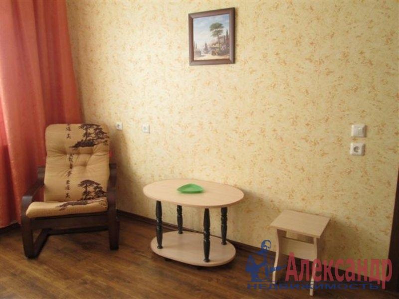 1-комнатная квартира (35м2) в аренду по адресу 1 Рабфаковский пер., 9— фото 1 из 2