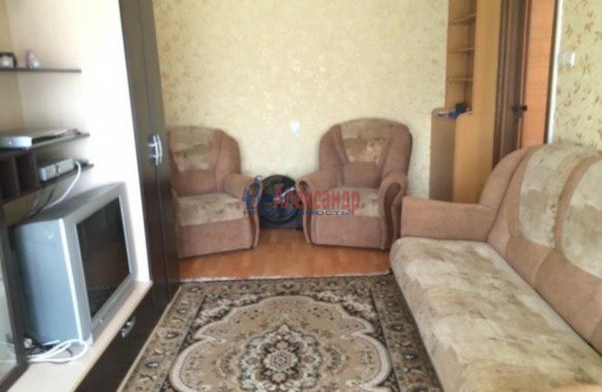 1-комнатная квартира (39м2) в аренду по адресу Турку ул., 18— фото 4 из 7