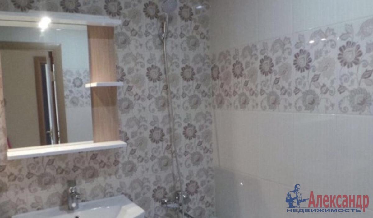 1-комнатная квартира (47м2) в аренду по адресу Лыжный пер., 4— фото 3 из 3