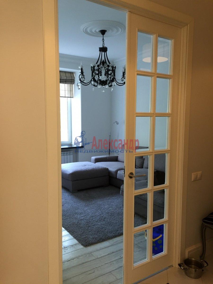 3-комнатная квартира (73м2) в аренду по адресу Большая Монетная ул., 25— фото 4 из 14