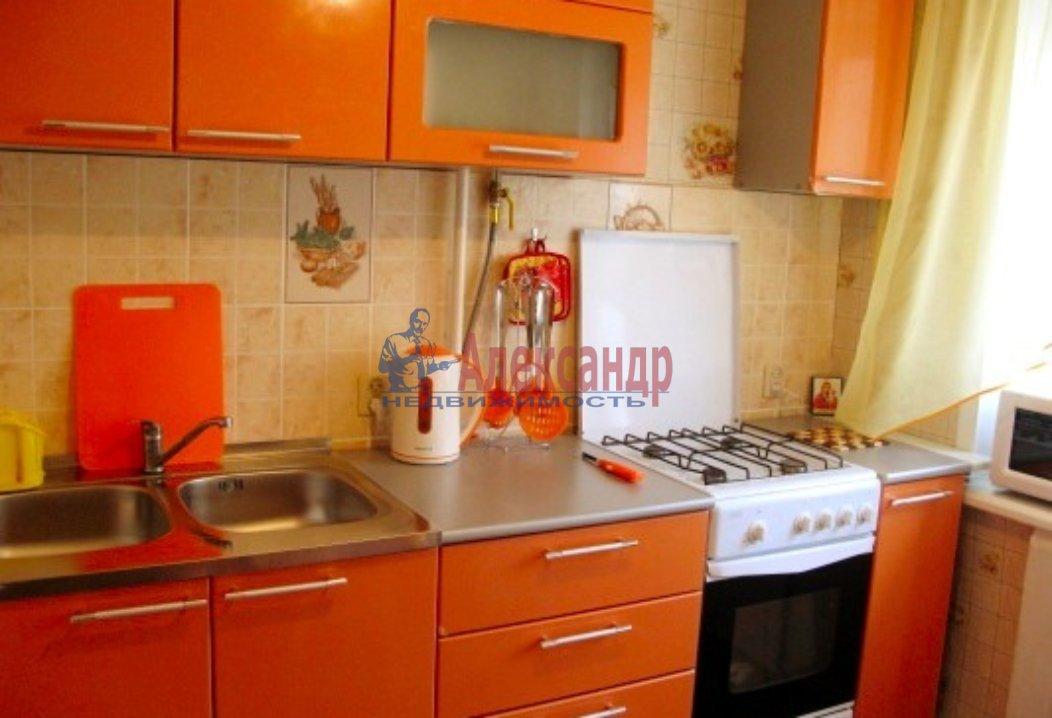 1-комнатная квартира (48м2) в аренду по адресу Искровский пр., 32— фото 1 из 5