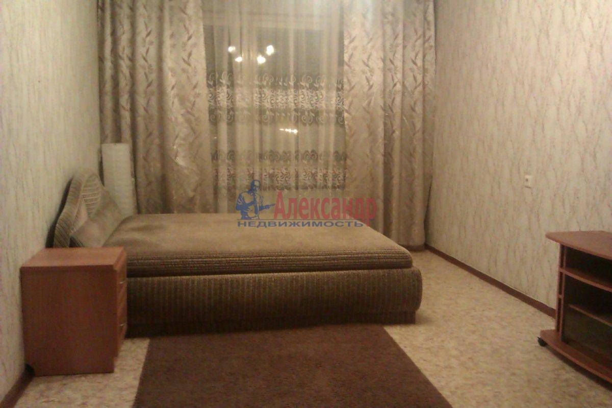 1-комнатная квартира (50м2) в аренду по адресу Товарищеский пр., 32— фото 2 из 10