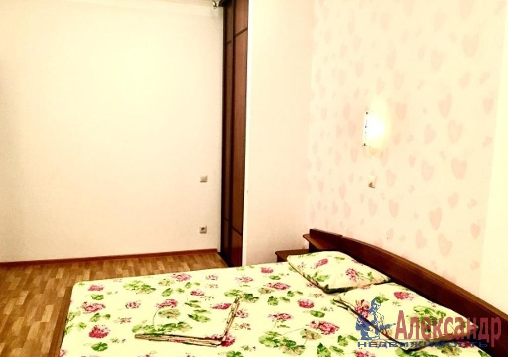 2-комнатная квартира (52м2) в аренду по адресу Большой пр., 69— фото 3 из 5