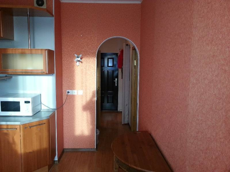1-комнатная квартира (45м2) в аренду по адресу Ткачей ул., 5— фото 1 из 8