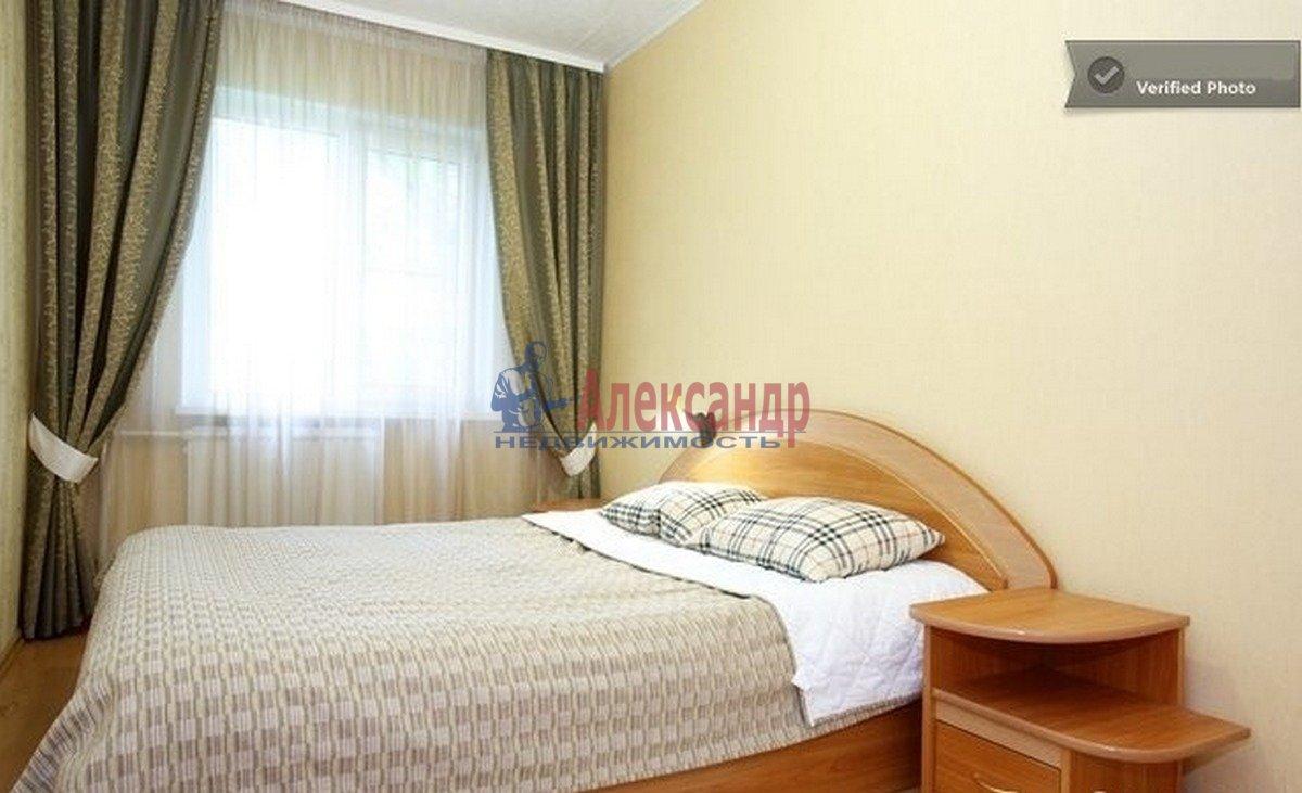 3-комнатная квартира (60м2) в аренду по адресу Перевозный пер., 23— фото 1 из 4