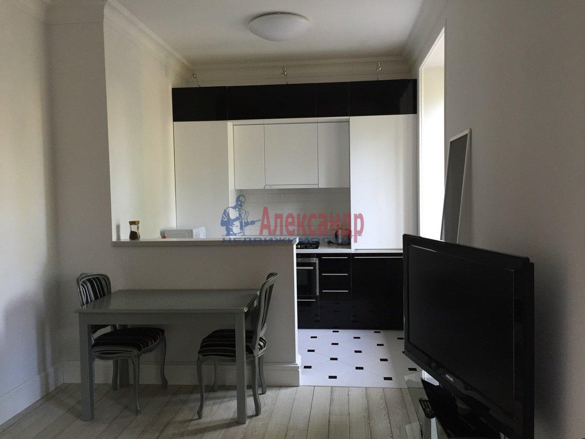 3-комнатная квартира (73м2) в аренду по адресу Большая Монетная ул., 25— фото 5 из 14