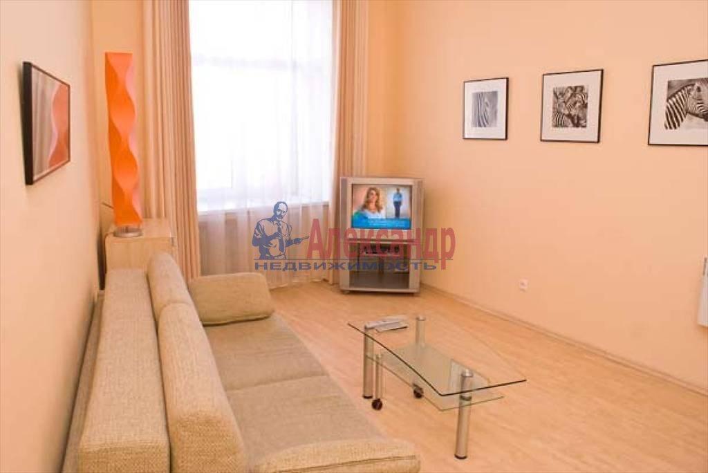 1-комнатная квартира (36м2) в аренду по адресу Зайцева ул., 33— фото 1 из 2