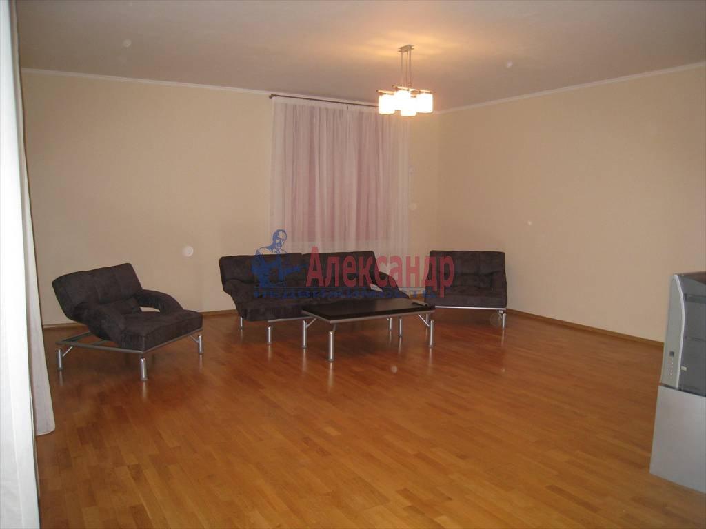 3-комнатная квартира (78м2) в аренду по адресу Крестьянский пер., 4а— фото 4 из 9