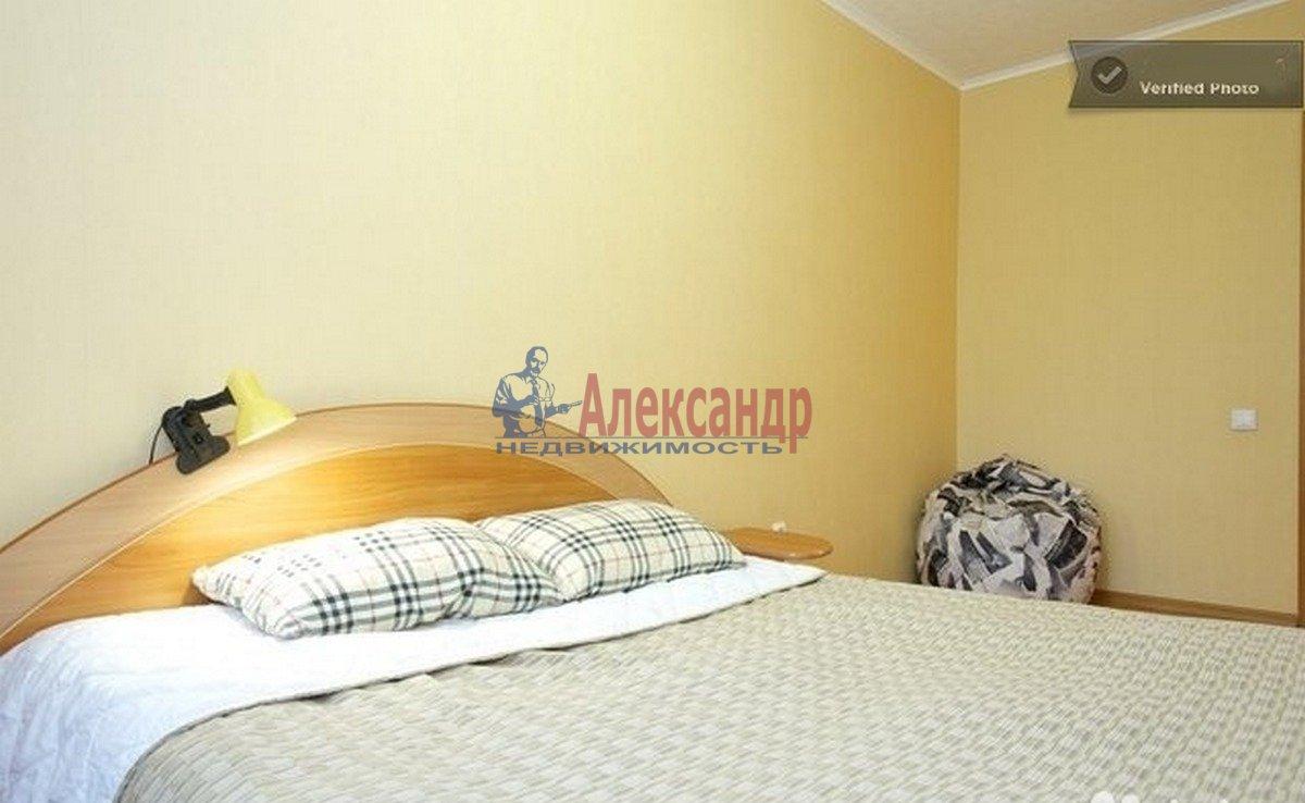 3-комнатная квартира (60м2) в аренду по адресу Перевозный пер., 23— фото 3 из 4