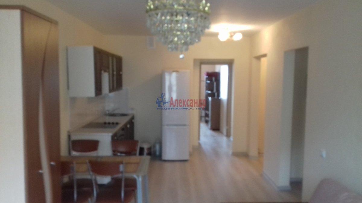 3-комнатная квартира (60м2) в аренду по адресу Михаила Дудина ул., 12— фото 21 из 23