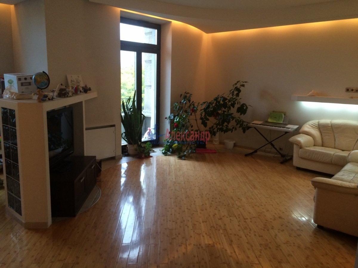 4-комнатная квартира (150м2) в аренду по адресу Кузнецовская ул., 48— фото 2 из 21