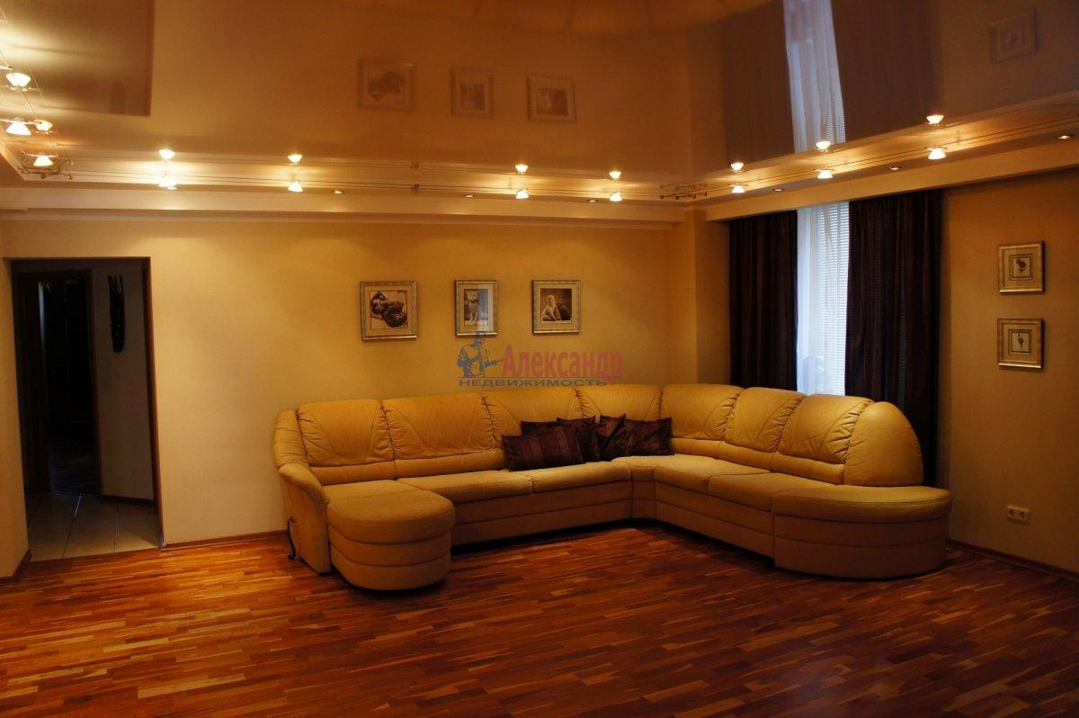 5-комнатная квартира (202м2) в аренду по адресу Дачный пр., 24— фото 7 из 25
