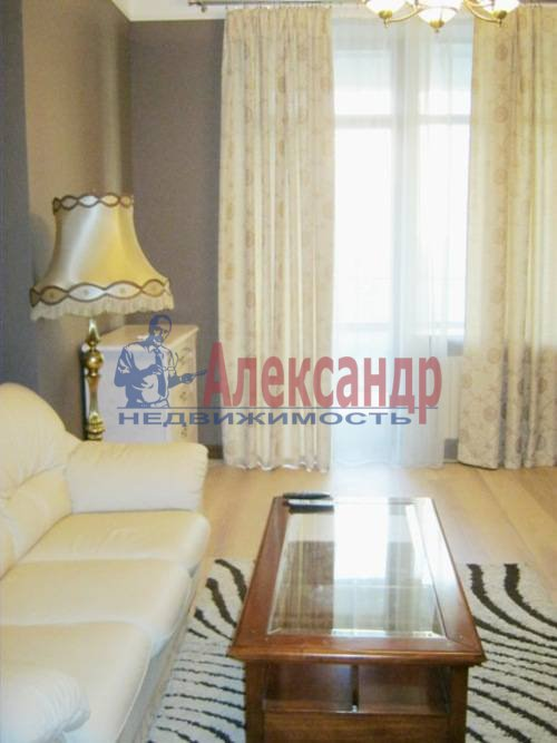 3-комнатная квартира (91м2) в аренду по адресу Гражданский пр., 114— фото 4 из 9